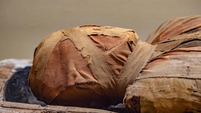 إعادة بناء وجه مومياء مصرية يقدم صورة دقيقة لما كان عليه