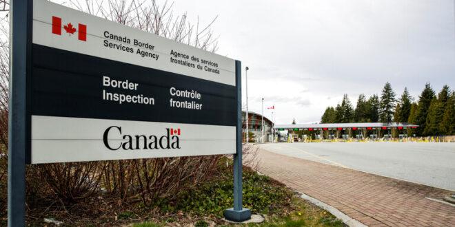 اعتقال مشتبه فيه بإرسال طرد سام إلى ترامب عند الحدود الأمريكية-الكندية