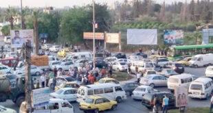 مواطنون يشكون أزمة النقل في اللاذقية