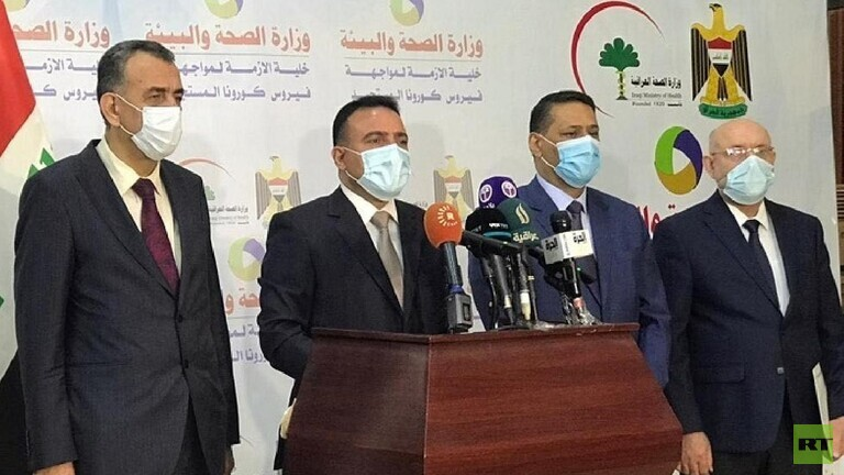 في العراق نسبة الشفاء من كورونا أعلى من الإصابات