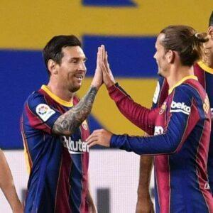 بعد مغادرة سواريز...برشلونة يسطر أولى انتصاراته