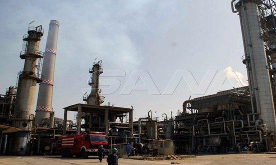مصفاة بانياس تبدأ بإنتاج البنزين