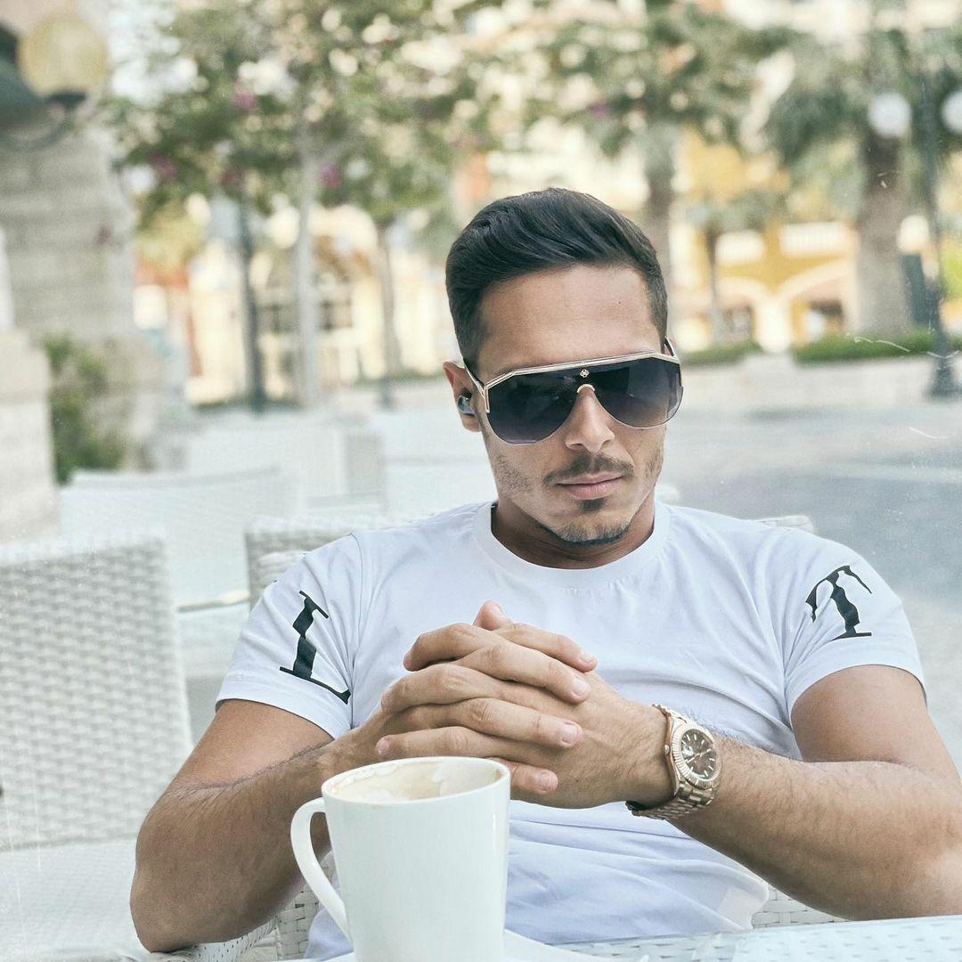 مصمم الاعراس محمد غياض ينضم أضخم حفل زفاف بالعالم