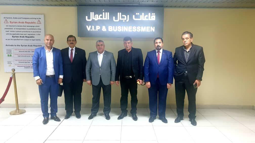 اتحاد المقاولين العرب في ضيافة سورية