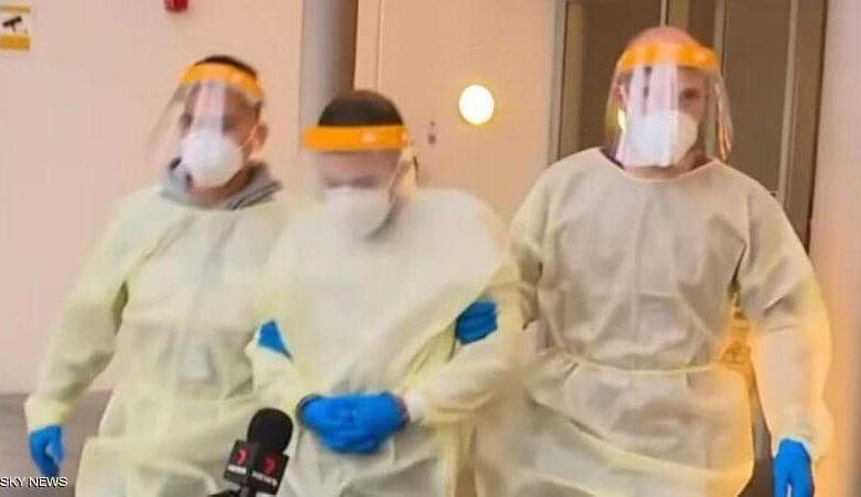 """أستراليا.. القبض على """"عدو الصحة العامة رقم واحد"""""""