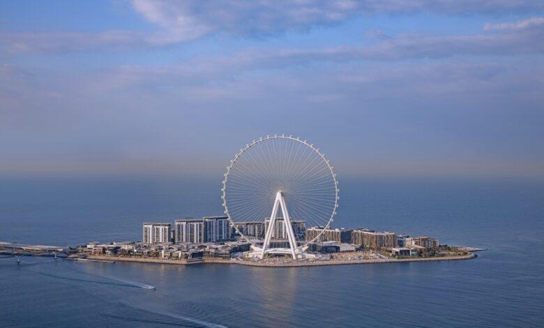 عين #دبي العجلة الأعلى في العالم تفتتح أبوابها أمام الزوار 21 أكتوبر المقبل #سياحة