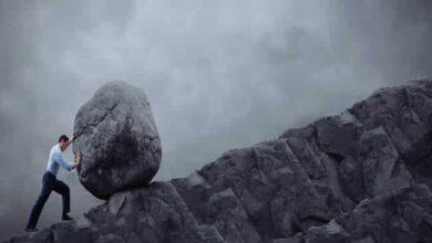 مليون دولار مقابل صورة لصخرة