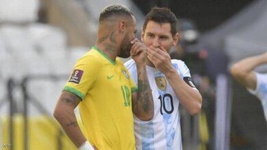 بعد إيقاف مباراة البرازيل والأرجنتين.. الفيفا يتوعد