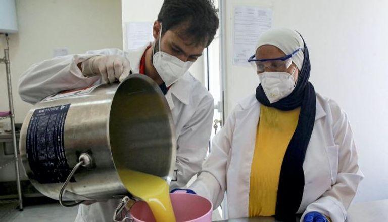 صور: صابون حليب الحمير.. إقبال كبير في الأردن