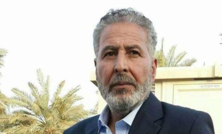 وفاة الفنان فاروق الجمعات أحد أبطال مسلسل فرقة ناجي عطا الله